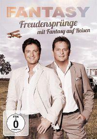 Cover Fantasy - Freudensprünge mit Fantasy auf Reisen [DVD]